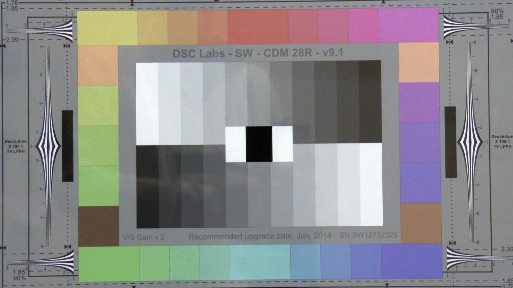 PXW-Z100 with +18db gain.